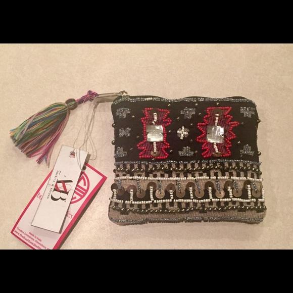 Handbags - Coin Purse with tassel